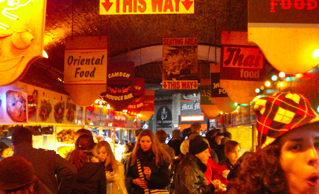 Stables Market_ Camden Town_Londres