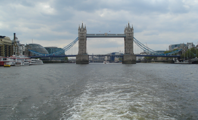 Thames River_Londres