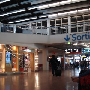 Aeroporto de Olrly_Paris