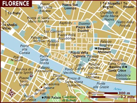 florence ztl map 2012 - photo#34