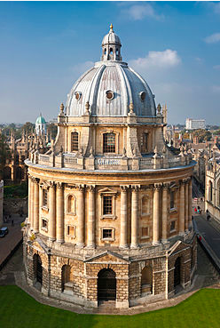 Radcliffe Camera_Oxford