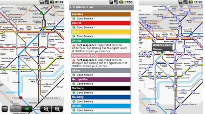 London Underground (screen shot)