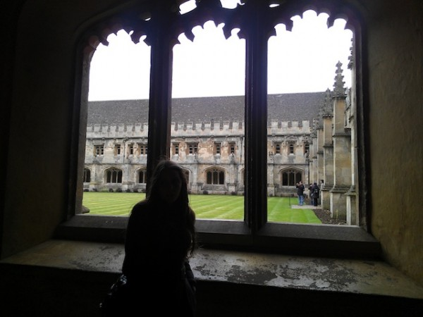 Magdalen College_Oxford