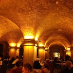 Cafe in the Crypt – Trafalgar Square