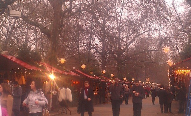 Winter Wonderland 2 - Hyde Park - Londres