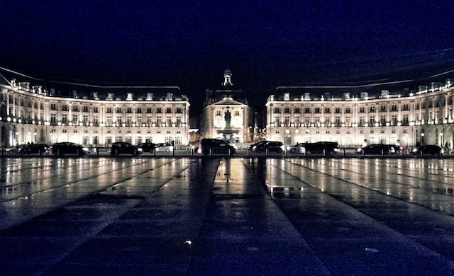 Bordeaux - Place de Bourse