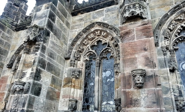 Vitral Rosslyn Chapel
