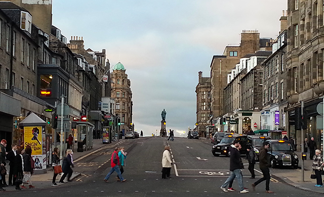 New Town - Edinburgh
