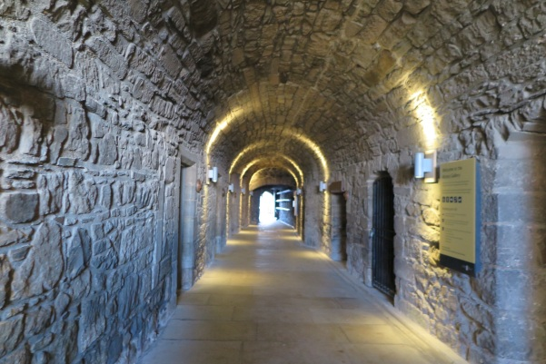 The Palace Vaults - Stirling Castle