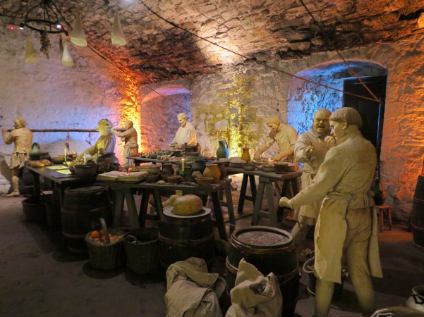 The Great Kitchens - Stirling Castle - Escócia