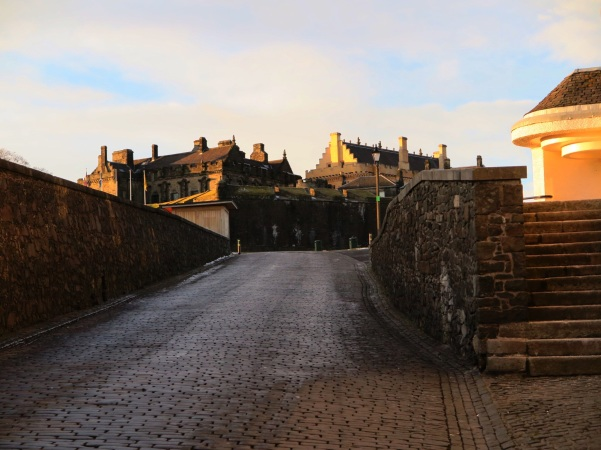 Stirling Castle - Escócia