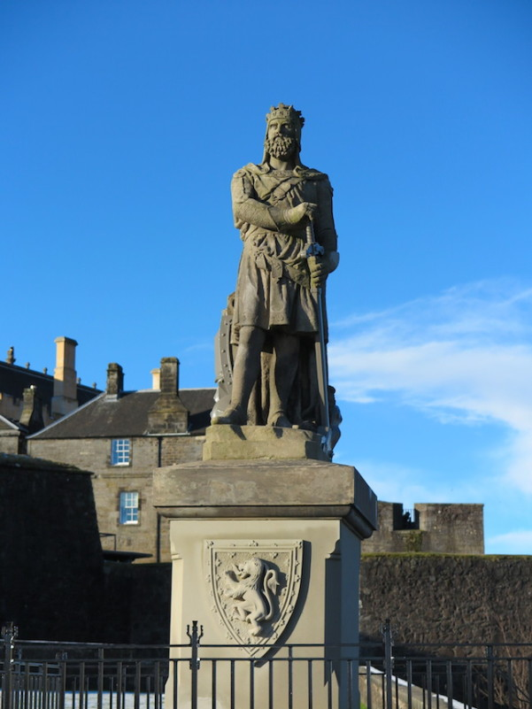 Robert the Bruce - Stirling Castle