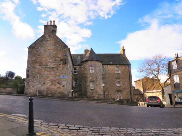The Plewlands House - Queensferry