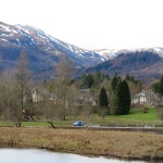 Callander, uma linda entrada para as Highlands