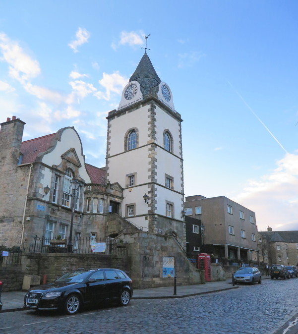 Tolbooth - South Queensferry